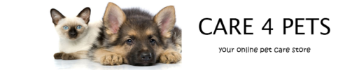 Care 4 Pets online pet care shop